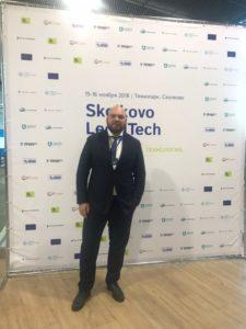 Skolkovo LegalTech Стороженко